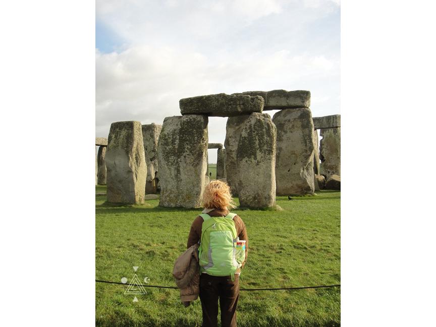 An* en Stonehenge